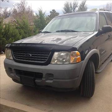 2002 Ford Explorer for sale in Fort Worth TX