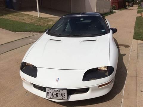 1996 Chevrolet Camaro for sale in Dallas TX