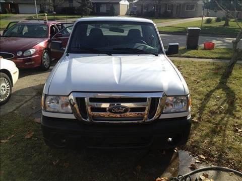 2008 Ford Ranger for sale in Belleville, MI