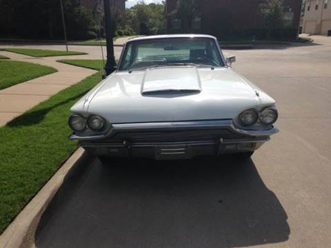 1964 Ford Thunderbird for sale in Fort Worth TX