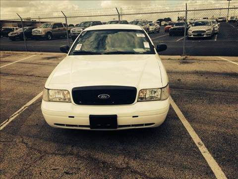 2005 Ford Crown Victoria for sale in Fort Worth, TX