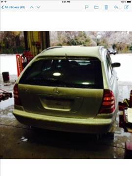 2002 Mercedes-Benz C-Class for sale in Fort Worth TX