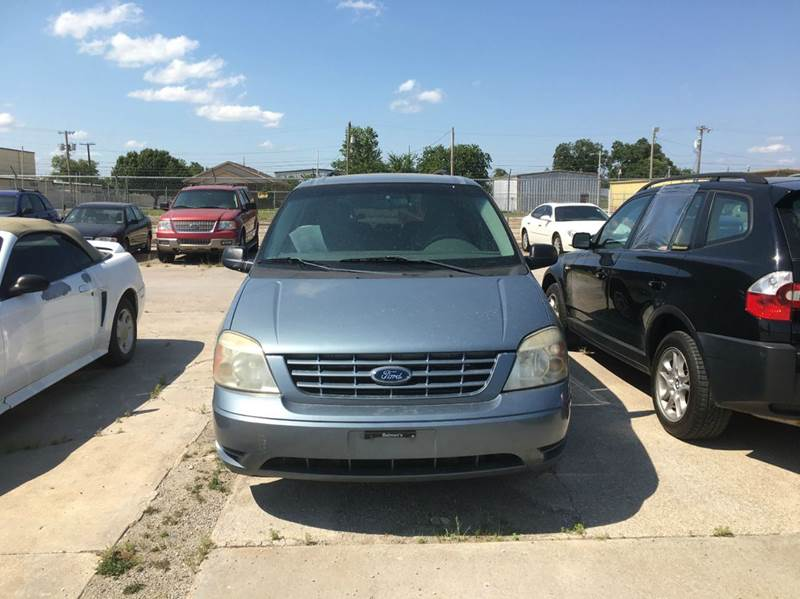 2004 Ford Freestar SE 4dr Mini Van In Tulsa OK
