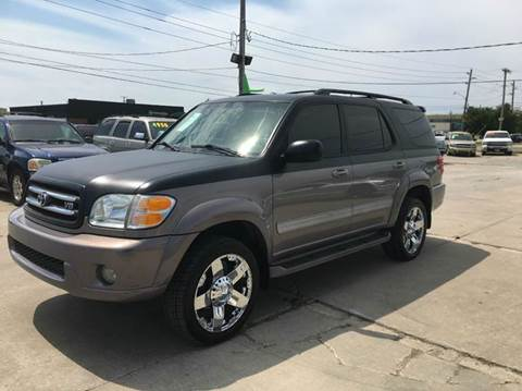 2001 Toyota Sequoia for sale in Tulsa, OK