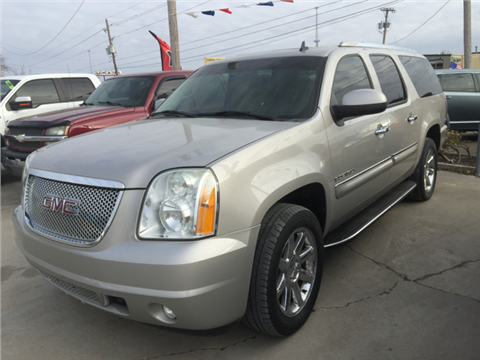 Gmc Yukon For Sale In Tulsa Ok