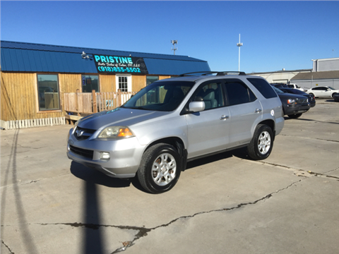 2005 Acura MDX for sale in Tulsa, OK