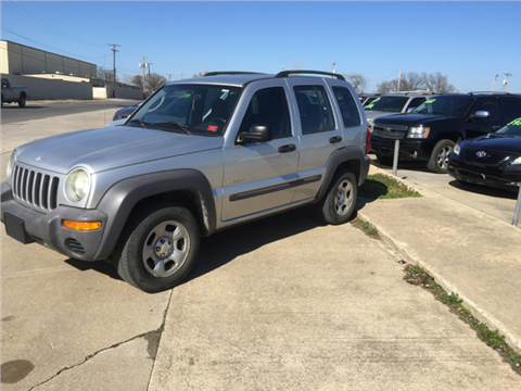 2003 Jeep Liberty for sale in Tulsa, OK