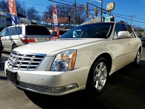 2008 cadillac dts for sale for Luxury motors bridgeview il
