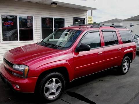 2005 Chevrolet TrailBlazer EXT for sale in Johnston, RI