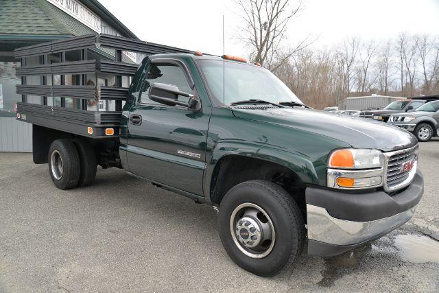 2002 GMC Sierra 3500