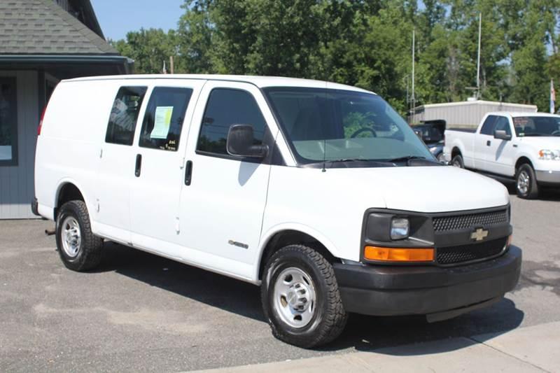 2006 Chevrolet Express Cargo