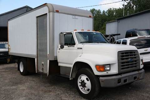 1996 Ford F-800