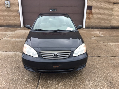 2003 Toyota Corolla for sale in Cleveland, OH