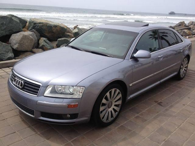 audi a8 2005 used cars for sale. Black Bedroom Furniture Sets. Home Design Ideas