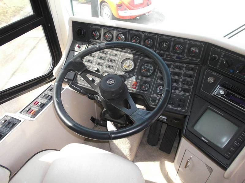 2000 Blue Bird Wanderlodge 43dsl CLASS A - Humble TX