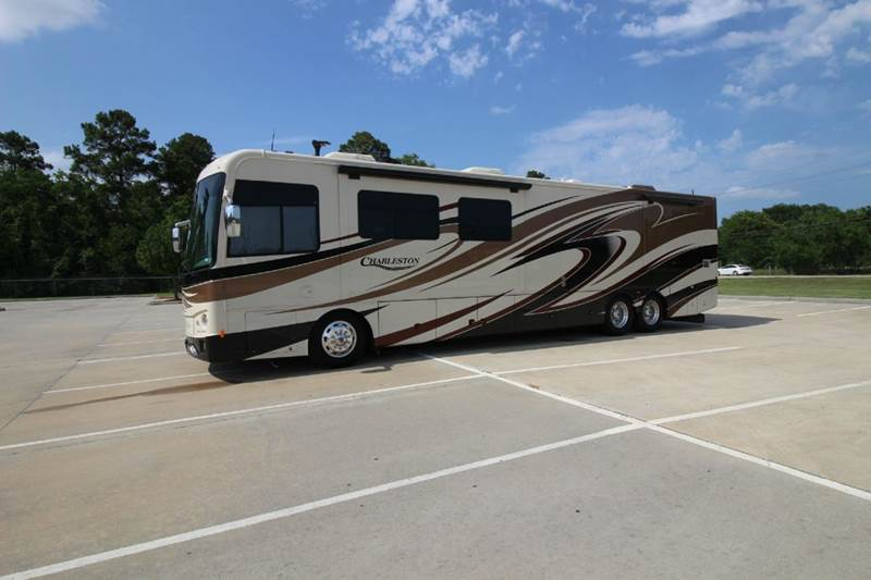 2016 Forest River Charleston 430BH CLASS A DIESEL - Humble TX