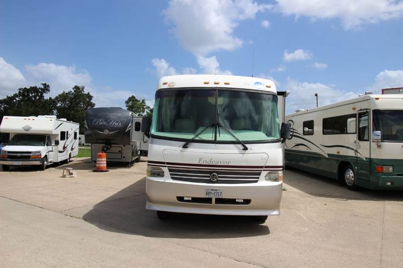 1999 Holiday Rambler Endever 36WGS Class A - Humble TX