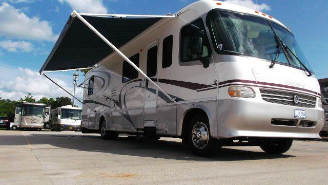 1999 Holiday Rambler ENDEVER 35WDS