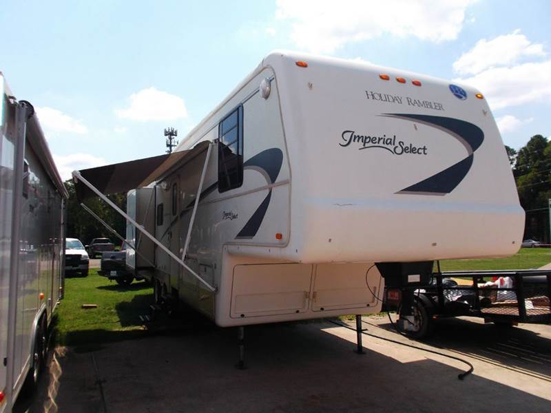 1997 Holiday Rambler Imperial Select 36WCCS
