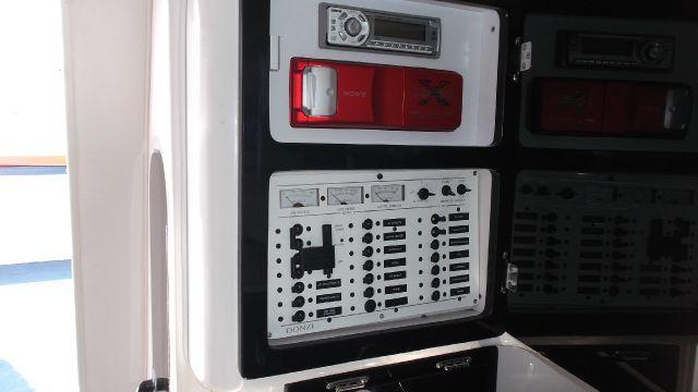 2002 DONZI 38 ZX CLASS A  - Humble TX