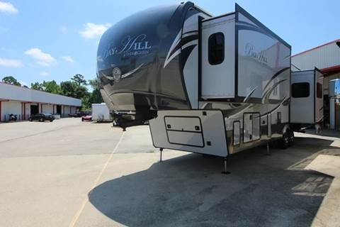2014 EVERGREEN BAY HILL 340RK