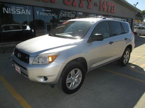 2007 Toyota RAV4 for sale in Des Moines, IA