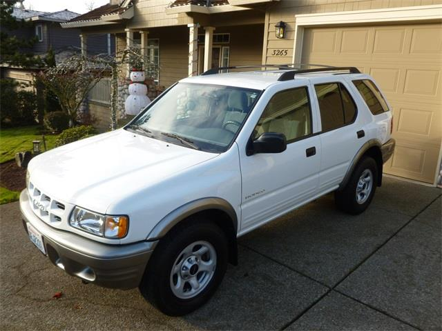 2002 Isuzu Rodeo for sale in Portland OR