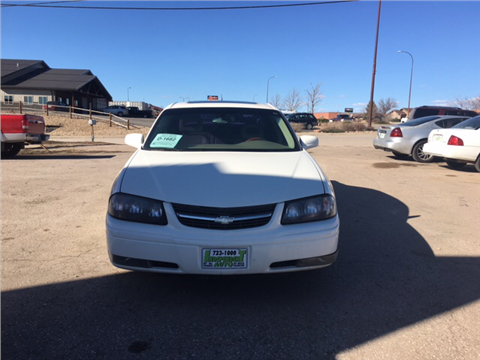 2005 Chevrolet Impala for sale in Belle Fourche, SD