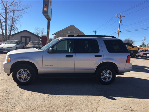 2005 Ford Explorer for sale in Belle Fourche, SD