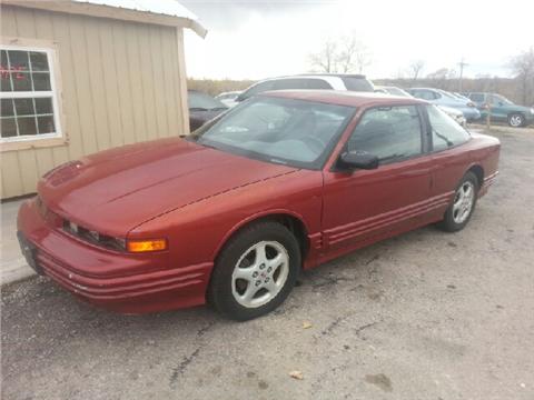1995 Oldsmobile Cutlass Supreme for sale in Belle Fourche, SD