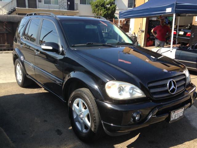 Used cars san diego car warranty bonita chula vista paykan for Mercedes benz suv 2002