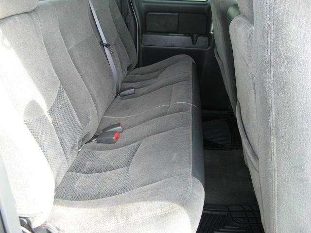 2006 Chevrolet Silverado 1500 LS 4dr Extended Cab 4WD 6.5 ft. SB - Atkinson NE