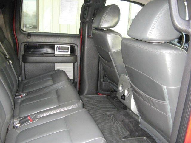 2010 Ford F-150 4x4 FX4 4dr SuperCrew Styleside 5.5 ft. SB - Atkinson NE