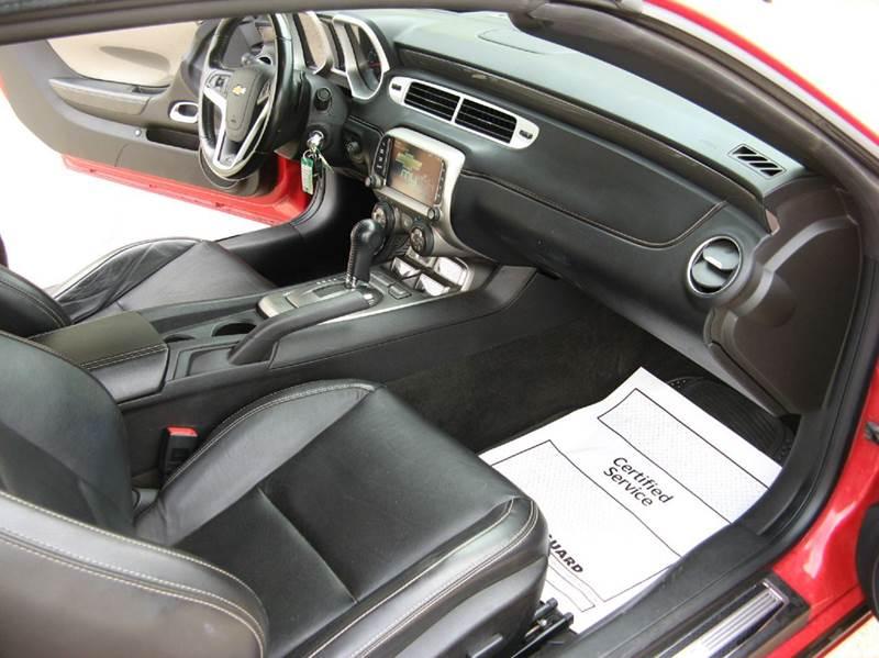 2013 Chevrolet Camaro SS 2dr Convertible w/2SS - Atkinson NE