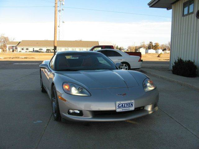 2007 Chevrolet Corvette 2dr Coupe - Atkinson NE