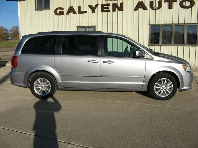 2015 Dodge Grand Caravan SXT 4dr Mini-Van - Atkinson NE