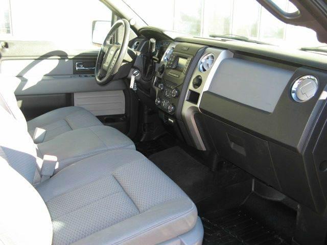 2013 Ford F-150 4x4 XLT 4dr SuperCrew Styleside 5.5 ft. SB - Atkinson NE