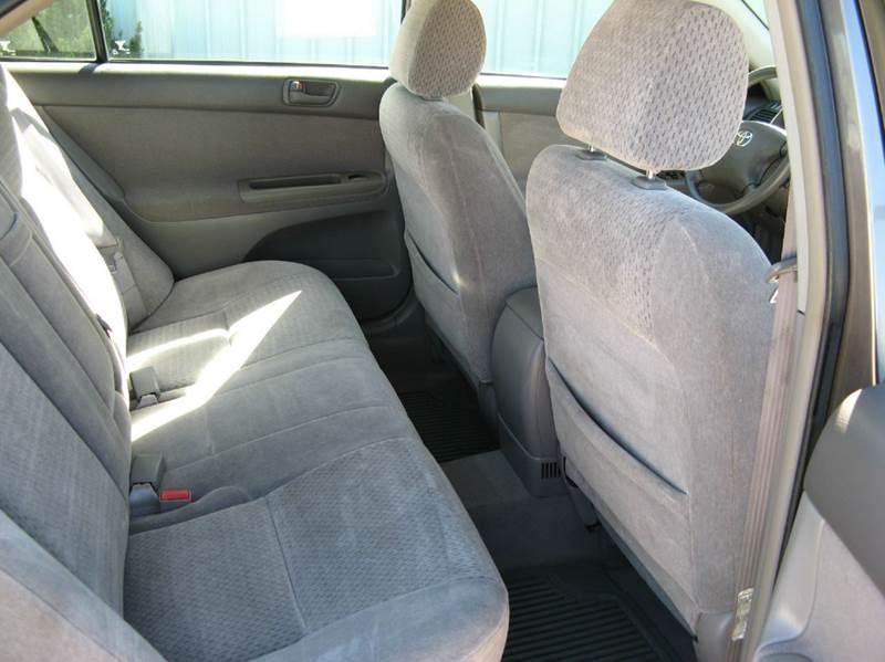 2002 Toyota Camry LE 4dr Sedan - Atkinson NE