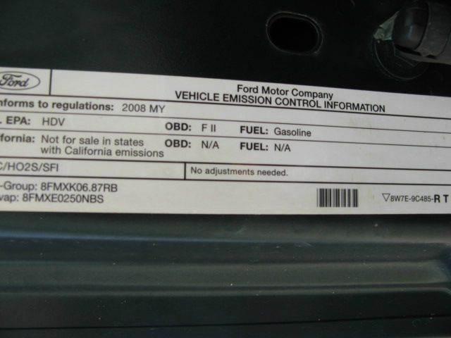 2008 Ford F-350 Super Duty XL 4dr Crew Cab 4WD LB DRW - Atkinson NE