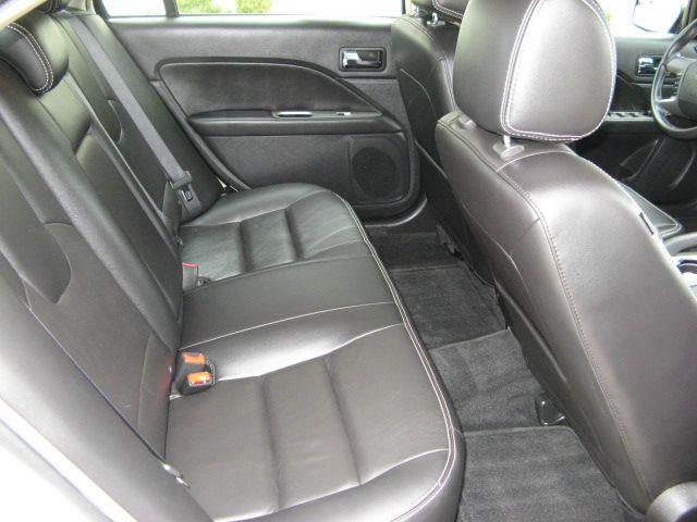 2012 Ford Fusion SEL 4dr Sedan - Atkinson NE