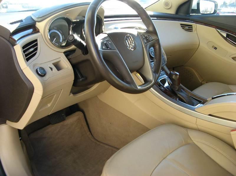 2013 Buick LaCrosse Leather 4dr Sedan - Atkinson NE