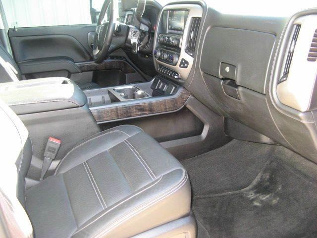 2015 GMC Sierra 2500HD 4x4 Denali 4dr Crew Cab SB - Atkinson NE