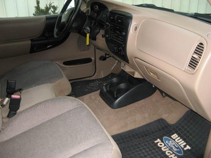 2001 Ford Ranger 4dr SuperCab XLT 4WD Flareside SB - Atkinson NE