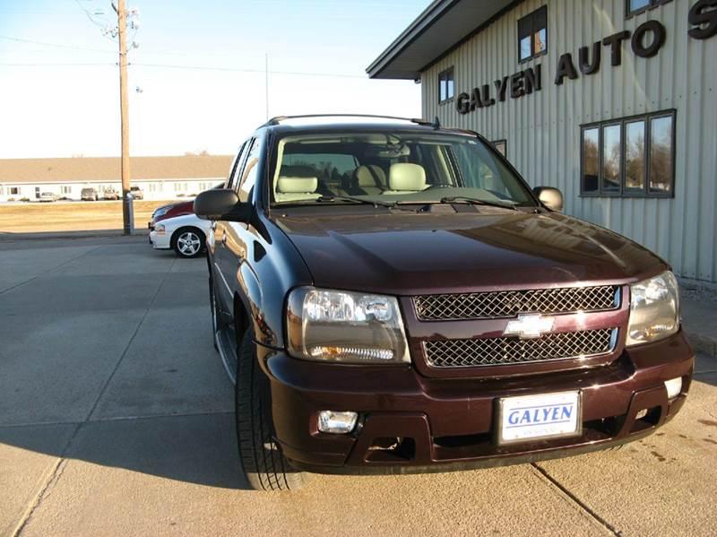 2008 Chevrolet TrailBlazer 4x4 LT2 4dr SUV - Atkinson NE