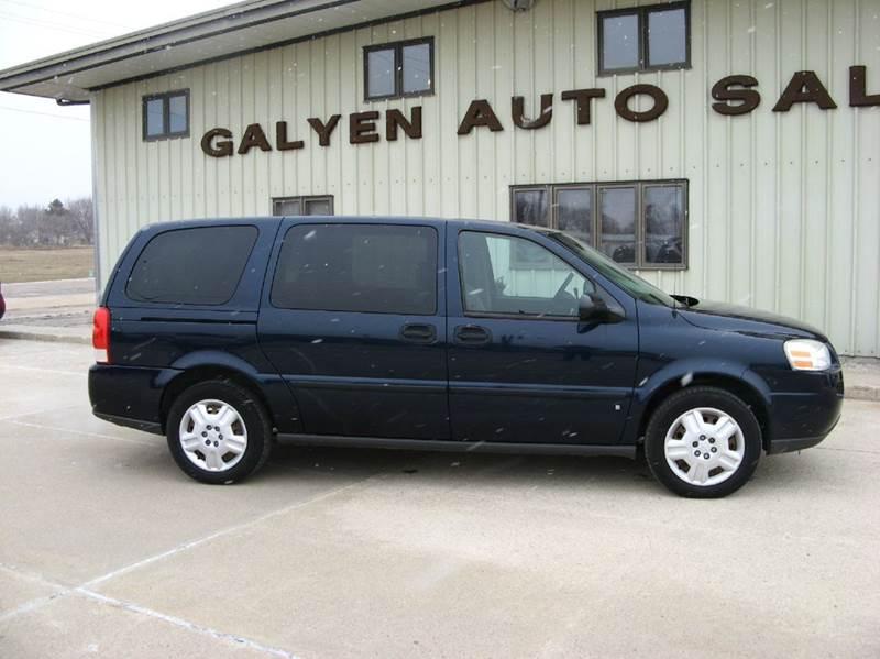 2006 Chevrolet Uplander LS 4dr Extended Mini-Van - Atkinson NE
