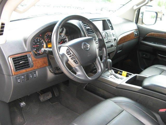 2013 Nissan Armada 4x4 Platinum 4dr SUV - Atkinson NE
