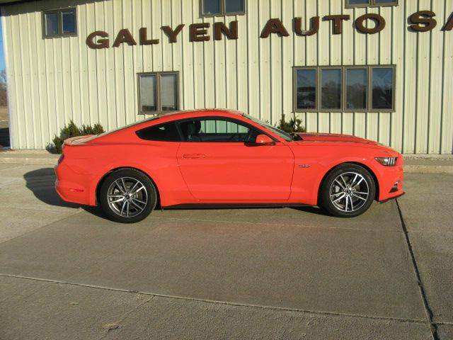 2015 Ford Mustang GT 2dr Fastback - Atkinson NE