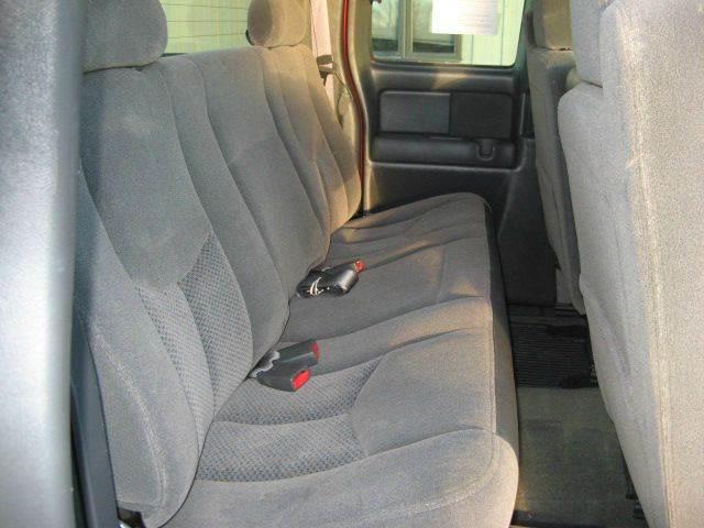2004 Chevrolet Silverado 1500 4dr Extended Cab LS 4WD SB - Atkinson NE