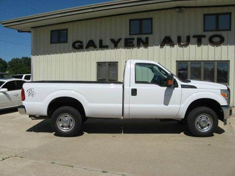 2011 Ford F-250 Super Duty for sale in Atkinson, NE