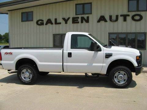 2008 Ford F-250 Super Duty for sale in Atkinson, NE